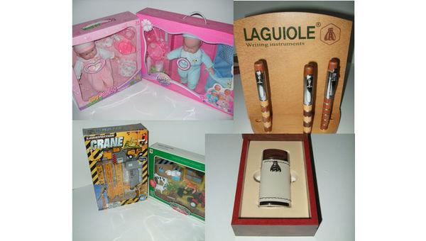 Jeux et cadeaux pour tous les goûts