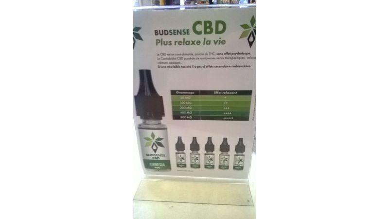 NOUVEAU - E-liquide CBD
